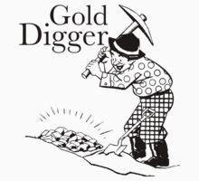 Gold Digger by NikkaPotts