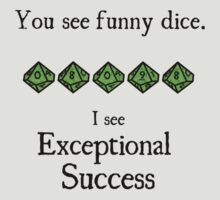 World of Darkness - Exceptional Success by Serenity373737