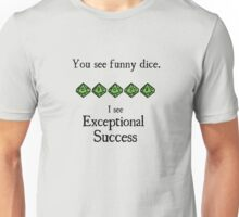 World of Darkness - Exceptional Success Unisex T-Shirt