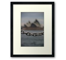 Heavy Metal + Opera Framed Print