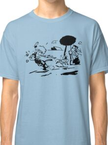 Krazy Kat Jules Fiction Classic T-Shirt