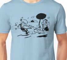 Krazy Kat Jules Fiction Unisex T-Shirt