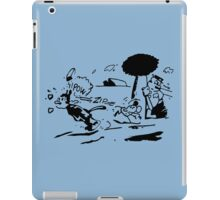 Krazy Kat Jules Fiction iPad Case/Skin
