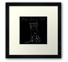 Andrew Jackson Jihad - Human Kittens Framed Print