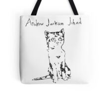 Andrew Jackson Jihad - Human Kittens Tote Bag