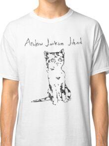 Andrew Jackson Jihad - Human Kittens Classic T-Shirt