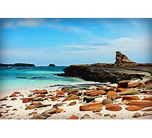 The Pearl Islands #1 Photographic Print