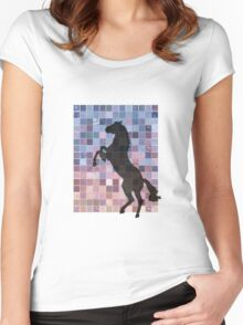 Wild Horse Women's Fitted Scoop T-Shirt