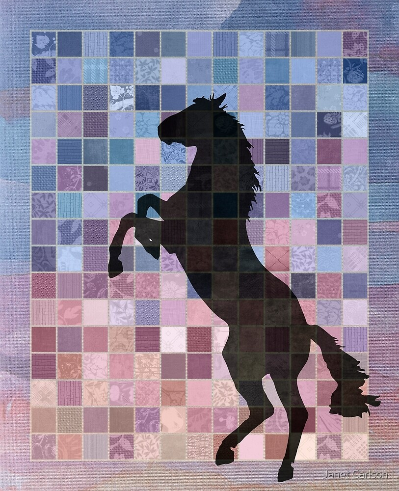 Wild Horse by Janet Carlson