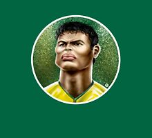 Footballicature : Thiago Silva Unisex T-Shirt
