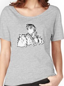 Ryu  Women's Relaxed Fit T-Shirt