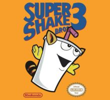 Super Shake Bros. 3 by Rodrigo Marckezini