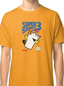 Super Shake Bros. 3 Classic T-Shirt