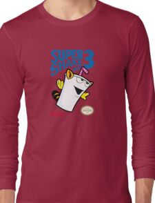 Super Shake Bros. 3 Long Sleeve T-Shirt