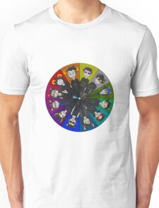 Homestuck Circle Unisex T-Shirt