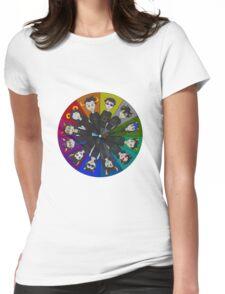 Homestuck Circle Womens Fitted T-Shirt