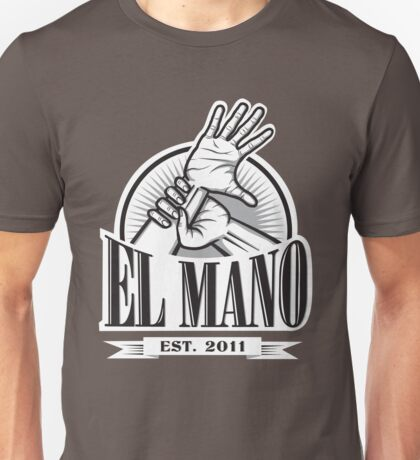 El Mano Unisex T-Shirt