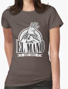El Mano Womens Fitted T-Shirt