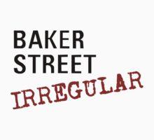 Baker Street Irregular Kids Clothes