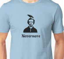 Poe Nevermore Unisex T-Shirt