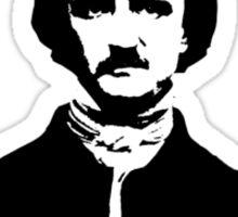 Poe Nevermore Sticker