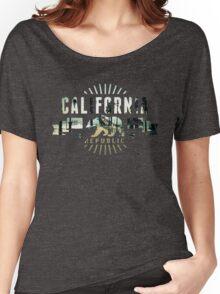California pier Women's Relaxed Fit T-Shirt