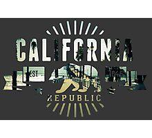 California pier Photographic Print