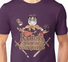 Ramus Shop of Antiquities Unisex T-Shirt