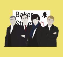 Baker Street Four Kids Clothes