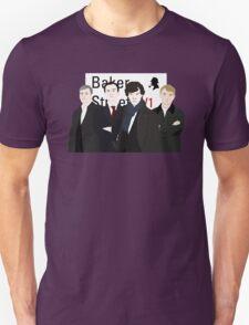 Baker Street Four T-Shirt