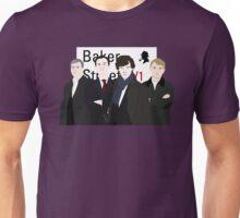 Baker Street Four Unisex T-Shirt