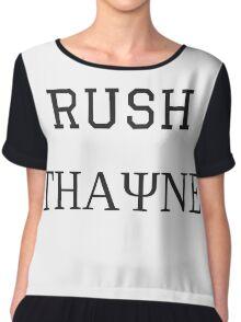 Rush Thayne  Chiffon Top