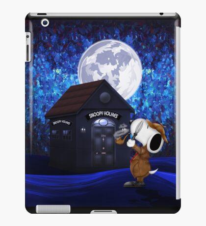 SherDOG Holmes iPad Case/Skin