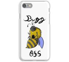 Buzz Off iPhone Case/Skin