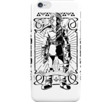 Vintage Link the Hero of TIme iPhone Case/Skin