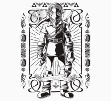 Vintage Link the Hero of TIme T-Shirt
