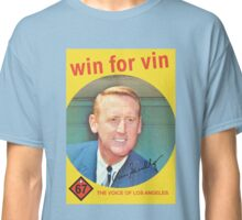 win for vin Classic T-Shirt