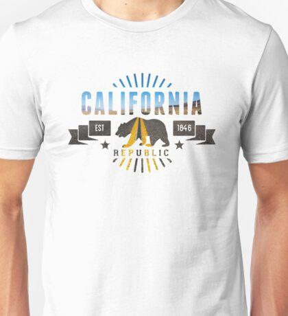 California Route 66 Unisex T-Shirt