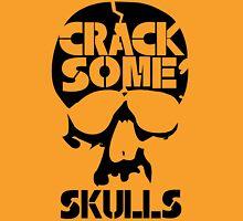 Crack Some Skulls Unisex T-Shirt