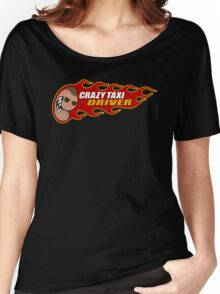 Crazy Taxi Driver Women's Relaxed Fit T-Shirt
