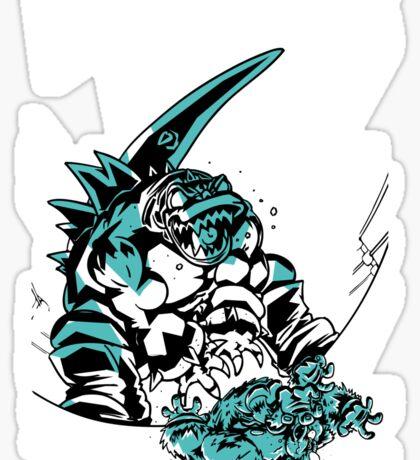 Devastator Dragon - Finisher Ver. 2 Sticker
