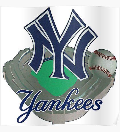 New York Yankees NY Poster