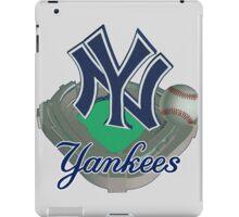 New York Yankees NY iPad Case/Skin