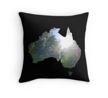 Australian Environment  Throw Pillow
