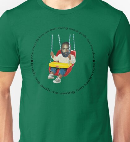 Death Grips Swing Unisex T-Shirt