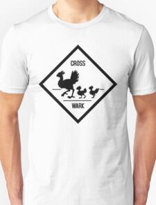 Crosswark - Chocobo Crossing - Light Shirts T-Shirt