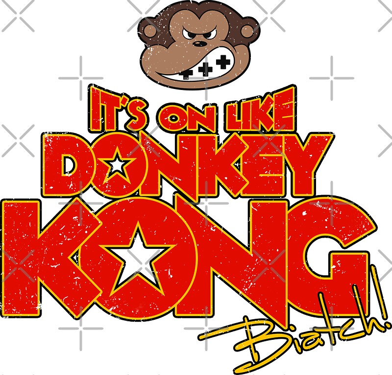 Best Ideas About Donky Kong Stickers Donkey Kong Stickers
