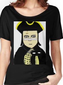 Adam Ant: Stand and Deliver Women's Relaxed Fit T-Shirt