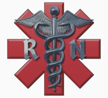 Nurse and Cross by Packrat