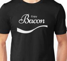 ENJOY BACON Funny Humor Unisex T-Shirt